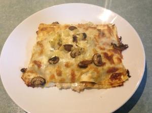 Open lasagne 4