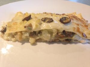 Open lasagne 5