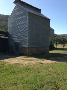 Tobacco curing shed converted to boutique accommodation