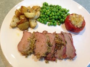 Lamb roast 6