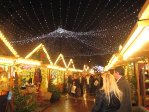 Market, Christmas Eve, Avignon