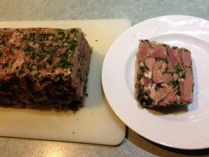 Ham terrine 4