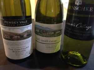 White wines - old faves, new styles
