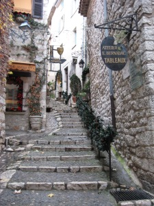Hilltop town of St Paul de Vence, Cote d'Azur