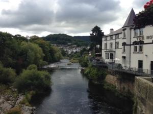 Welsh village LL 2