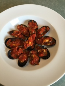 Chilli mussels 4