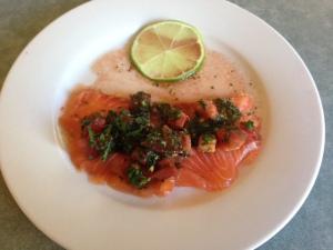 Salmon carpac 4