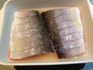 Salmon baked 3
