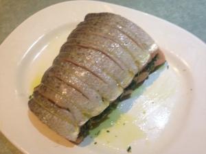 Salmon baked 5