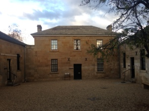 Inside Richmond's convict-era gaol